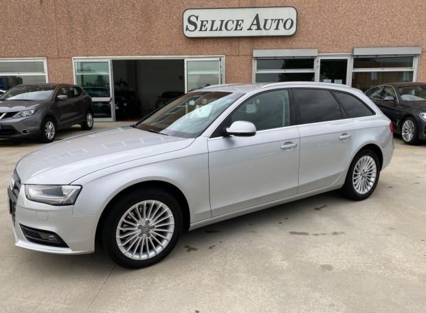Audi A 4 Avant (2)