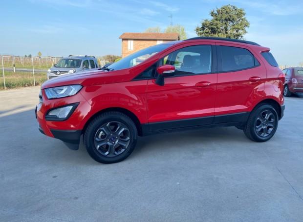 Ford Ecosport Benzina (6)