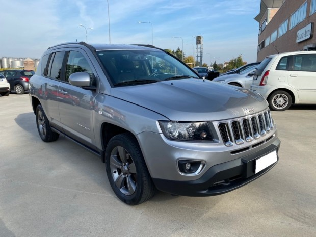 JEEP COMPASS ARGENTO (5)