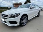 Mercedes classe c bianca (12)