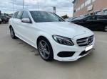 Mercedes classe c bianca (15)