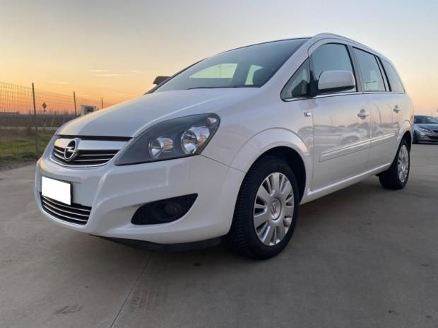 Opel Zafira metano (5)