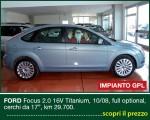 FORD Focus 2.0 16V Titanium